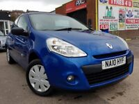 **12 MONTHS WARRANTY** RENAULT CLIO EXTREME 1.5 DCI (2010) - £30 ROAD TAX - 3 DOOR - HPI CLEAR!