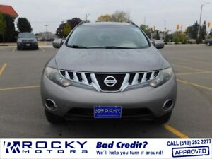 2009 Nissan Murano - BAD CREDIT APPROVALS