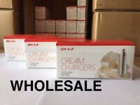 Cheapest MOSA Cream Chargers Wholesale 600's