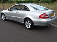 Mercedes-Benz CLK Clk320 Avantgarde (aluminium silver) 2003