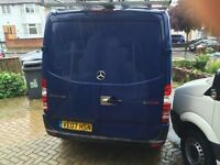 Mercedes Sprinter 213 CDI SWB