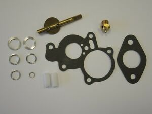 Ferguson TEA20, TED20 Petrol / TVO Carburettor Repair Kit - Zenith 24T2