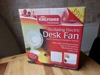 OSCILLATING ELECTRIC FAN