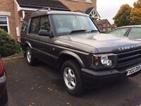 Land rover td5 140k long mot may swap or part ex