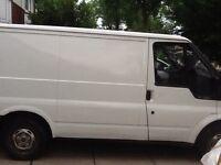 Transit van used daily