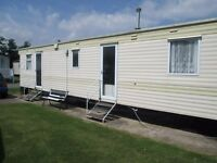 Havens Holiday Park, Caister. Privately owned 3 Bedroom static caravan.
