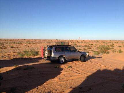 2004 Toyota landcruiser Sahara HDJ100 - ultimate touring wagon Queenstown Port Adelaide Area Preview