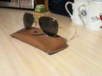 ray ban aviator original sunglasses