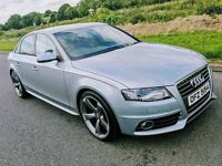 2010 Audi A4 S line 2.0 170 Tdi ....Finance Available