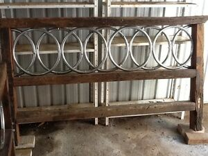 Authentic Recycled Bedframe Karana Downs Brisbane North West Preview