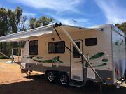 Caravan Collie Collie Area Preview
