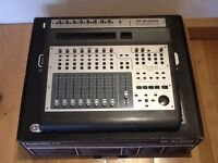 M-Audio Project Mix I/O Daw Contoller, Motorised Faders, Audio/Midi interface (Cubase Logic P-tools)