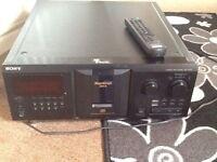 Sony mega storage 300 cd