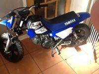 YAMAHA PW50 & LT50 QUAD
