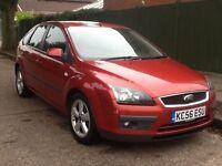 2007 Ford Focus zetec climate long mot 2 x keys BARGAIN!!!!