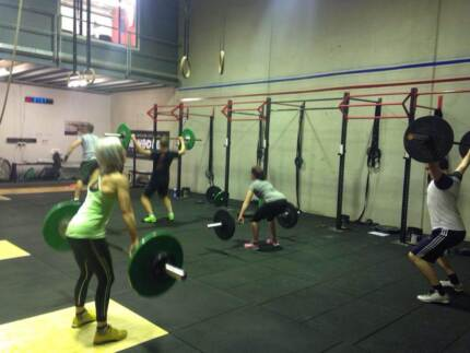 1 month beginners Crossfit $80!  O'Connor Fremantle Area Preview