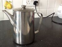 1 Catering Size Stainless Steel Coffee Pot - 4 pint capacity