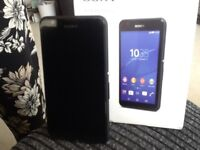 Sony XPERIA E4g. Never been used still in box