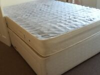 double bed with drawers single bed one 2 seater sofa all for £40 buyer collects buyer collects