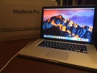 "MacBook Pro 15"" 2011 i7 1TB HD & 8GB Memory"
