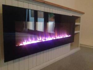 Arlec electric fireplace heater Narraweena Manly Area Preview