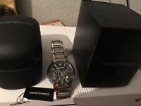 Amarni Watch hardly usesd stainless steel