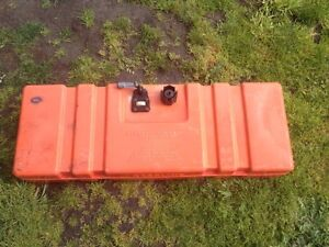Plastic Fuel tank 45lt Glenorchy Glenorchy Area Preview