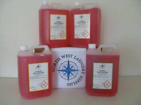 1 x pallet containing 160 x 5 litre cherry deodoriser/odour eliminator disinfectant great for pet