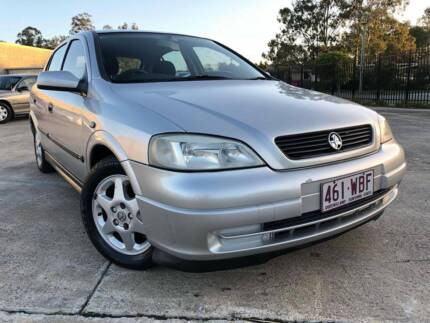 2001 Holden Astra Auto (RWC & 8 months REGO) Slacks Creek Logan Area Preview