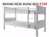 Brand New Wooden Bunk Bed £130 Cheapest by far anywhere RRP. £279.99