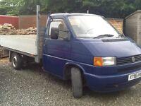 Volkswagon T4 mot July 17 aluminium body in very good condition ready to go
