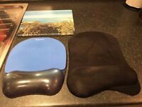 Mouse pads bundle x 3 used