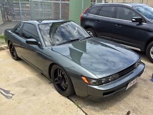 Nissan Silvia S13 Northgate Brisbane North East Preview
