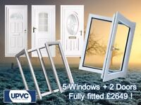 Double Glazing,Composite Doors,Upvc Doors,French Doors,Glasgow,Edinburgh