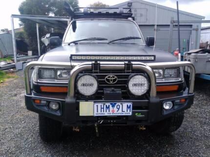 1995 Toyota LandCruiser Wagon