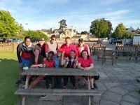 Mixed summer sport & pubs - team looking...