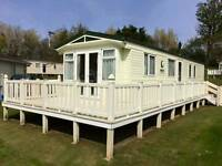 8 berth luxury caravans for hire in haggerston castle