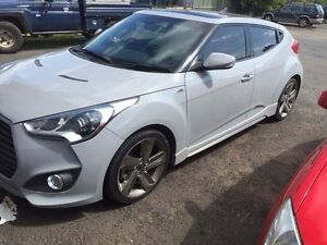 Hyundai Veloster SR Turbo Norville Bundaberg City Preview