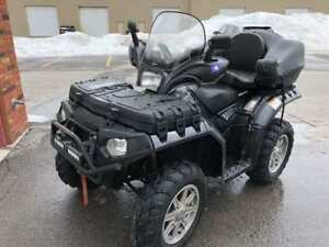 2012 Polaris Sportsman 850 SP EPS
