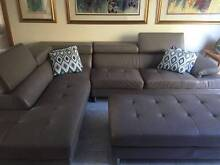 Big Sofa Lounge Suite with Ottomon Vaucluse Eastern Suburbs Preview