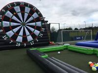 FootSports NI - Fun Days - Parties - No Event Too Big Or Too Small