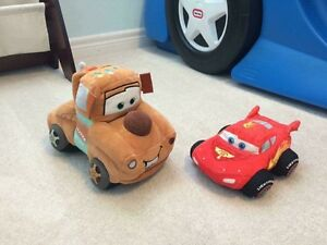 Mater and McQueen - Excellent Condition - Smoke Free Home