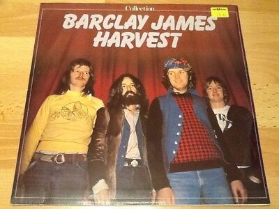 BARCLAY JAMES HARVEST  COLLECTION . L.P. CRAZY ( over you ) / THE JOKER  NR MINT for sale  Shipping to South Africa