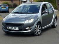 Smart ForFour CoolStyle 2006reg 1.1 8months mot New timing chain fitted Drives like new !!