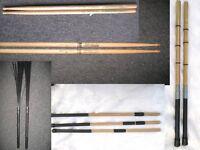 Drums - Various Hot Rods, Sticks