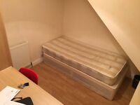 Very cozy single room in a heart of Dalston!3bed flat In between 2 stations.New furniture.Bills free