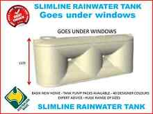 SLIMLINE RAINWATER TANK 2000LT- BUILDING ASK ABOUT PUMP PACKAGE Penrith Penrith Area Preview