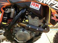 KTM sxf 350 2012