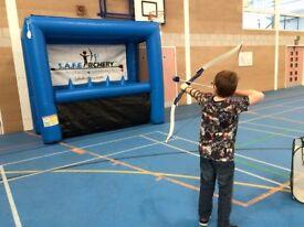 Inflatable Archery Range