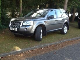 Land Rover freelander 2 SE TD4A series 2